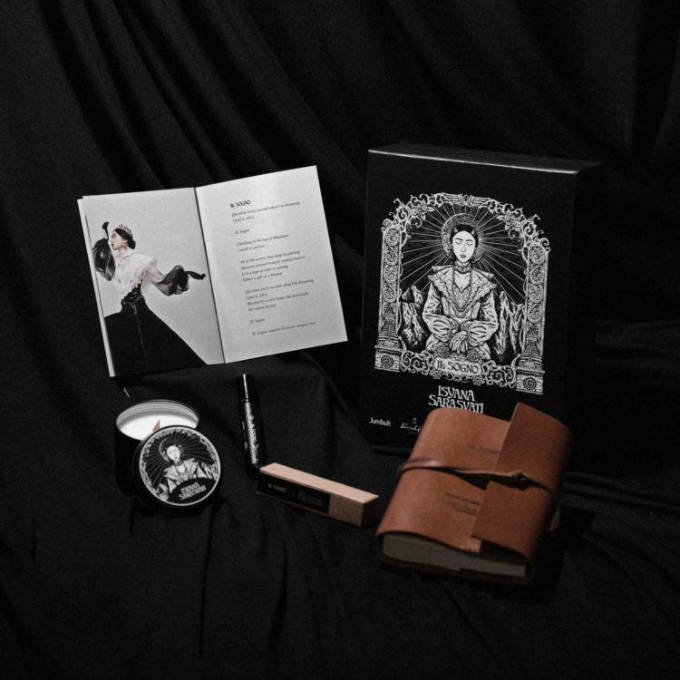 dream Kit Isyana Sarasvati