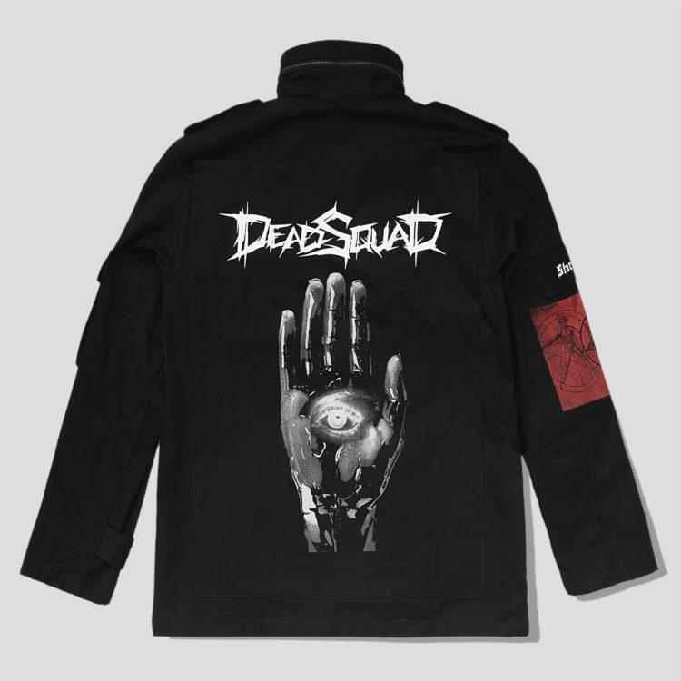 Stargazers x Deadsquad Jacket